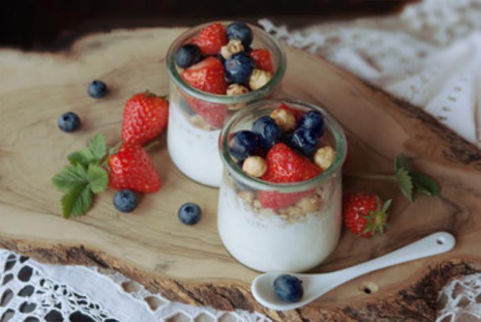 Coconut Yogurt Muesli
