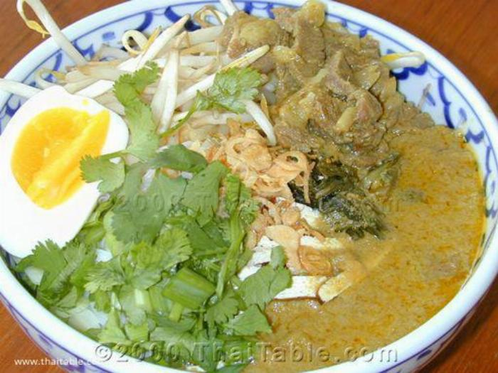 Curried Noodles Recipe