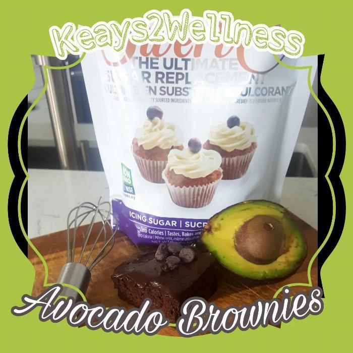 Amanda's Avocado Brownies