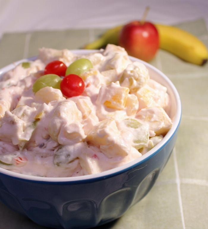 Farold's Famous Fruit Salad