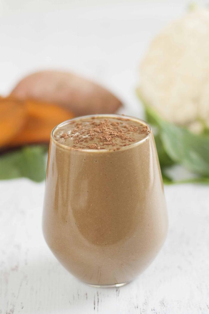 Hidden Veggie Chocolate Smoothie