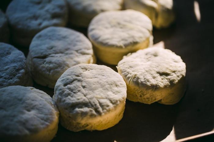 Salt   Charm's Fluffy Buttermilk Biscuits