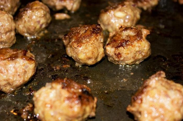 Debi's Greek Meatballs