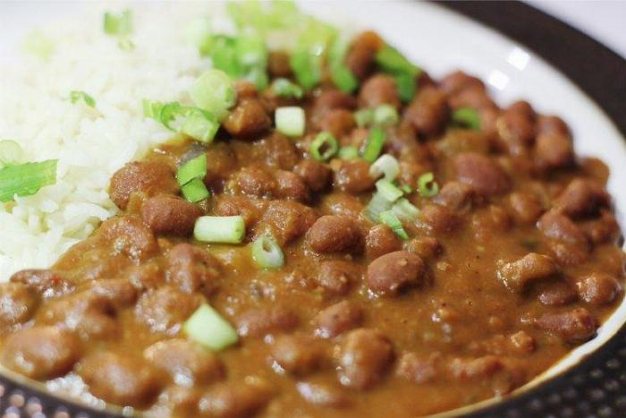 Smoky Red Beans