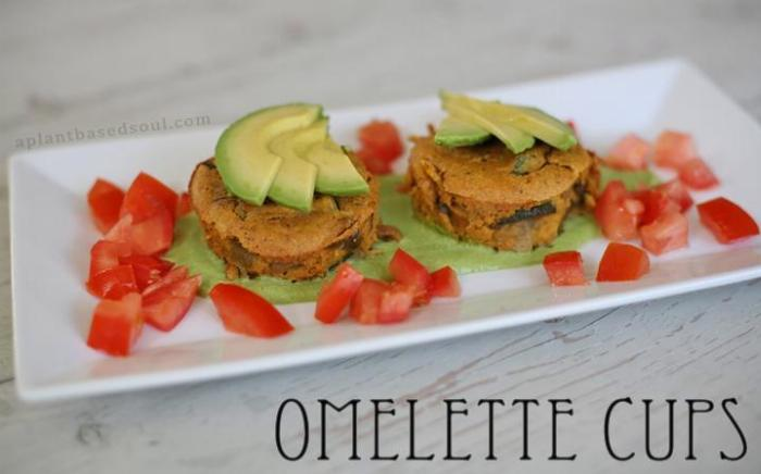 Omelette Cups
