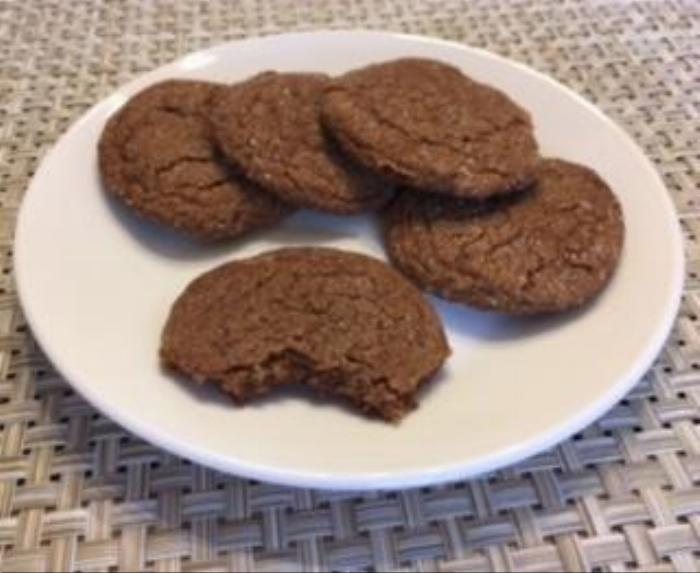 Molasses Cookies Made With Young Living Essential Oils Recipe