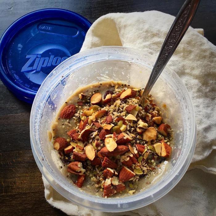 Superfood Trail Porridge