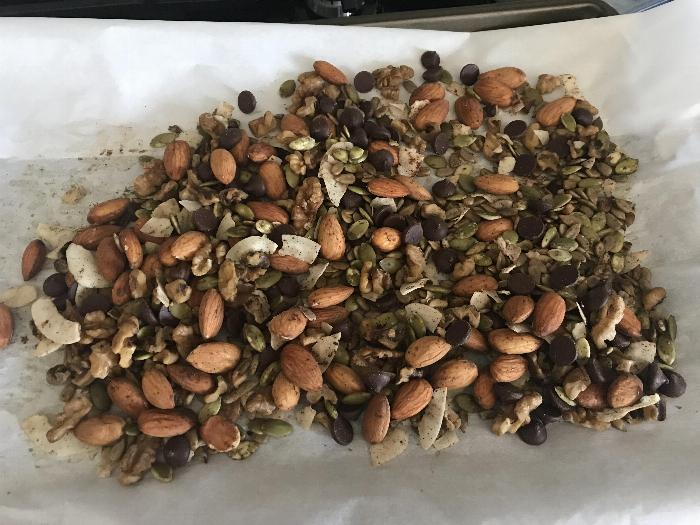 Vanilla Cinnamon Nut & Seed Mix