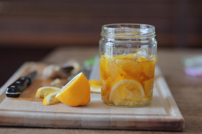 Honey Lemon Tea Concentrate