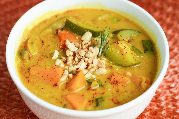 Curry Squash Soup