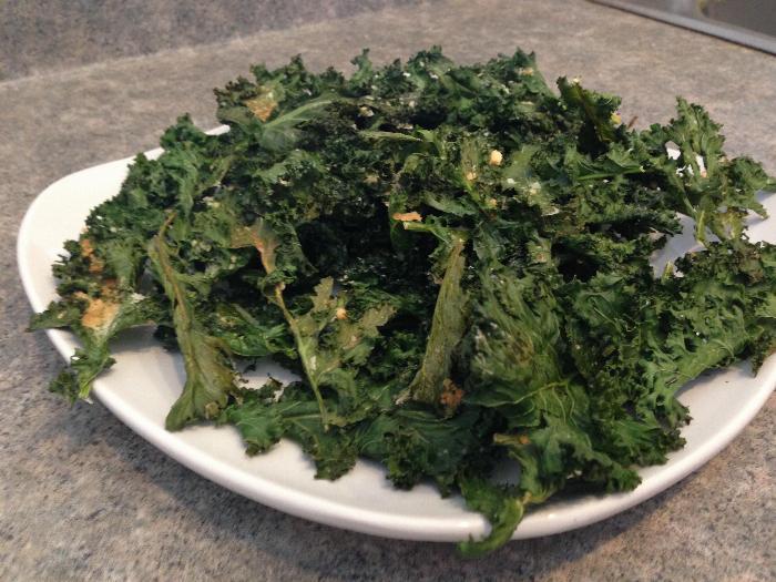 Delicious Sautéed Kale