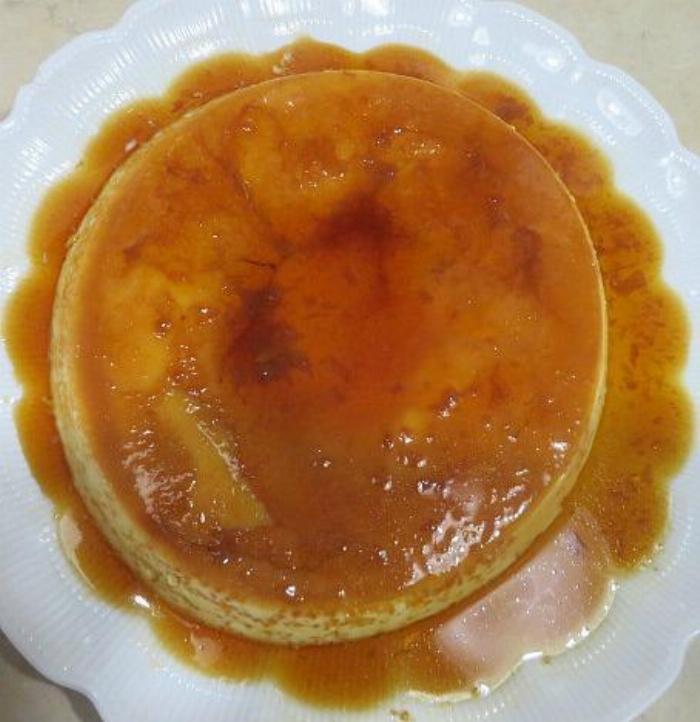 Flan (or Caramel Custard)