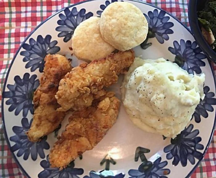 Herkentucky Fried Chicken
