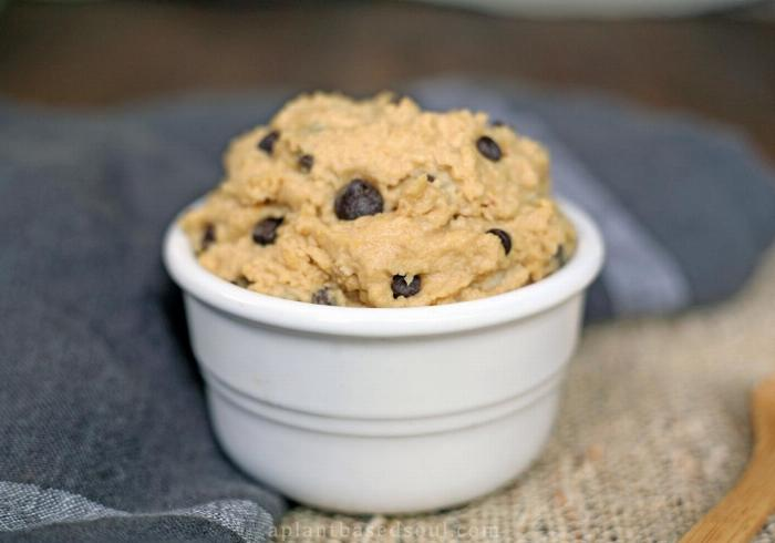 No Guilt Cookie Dough