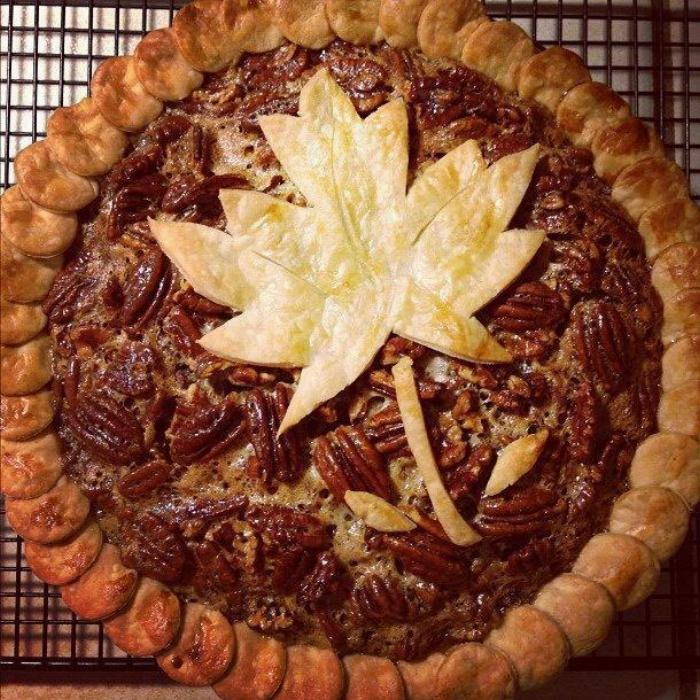 Mom's Lethal Pecan Pie