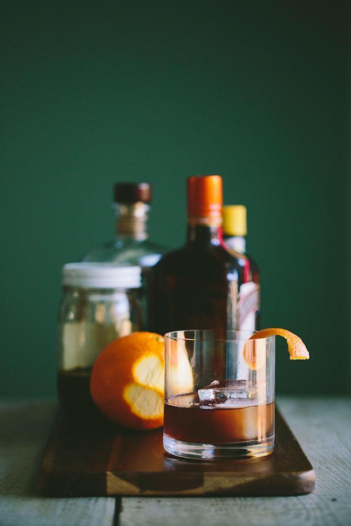 Sorghum Old Fashioned