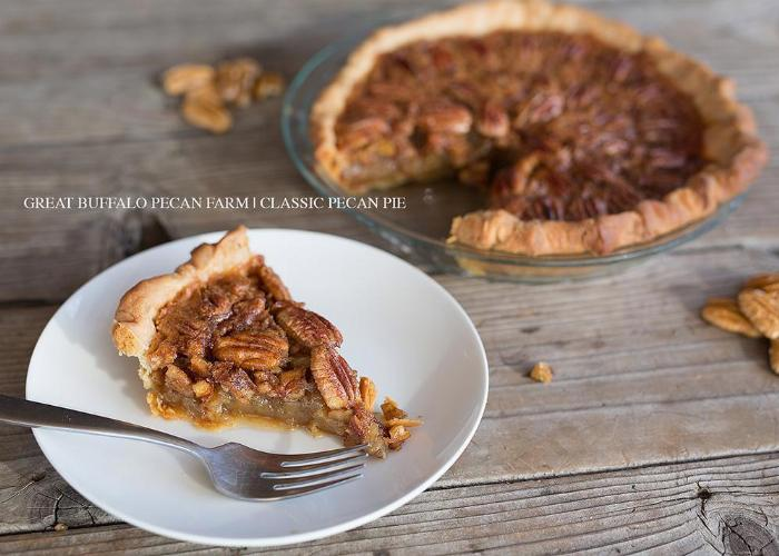 Great Buffalo Classic Pecan Pie