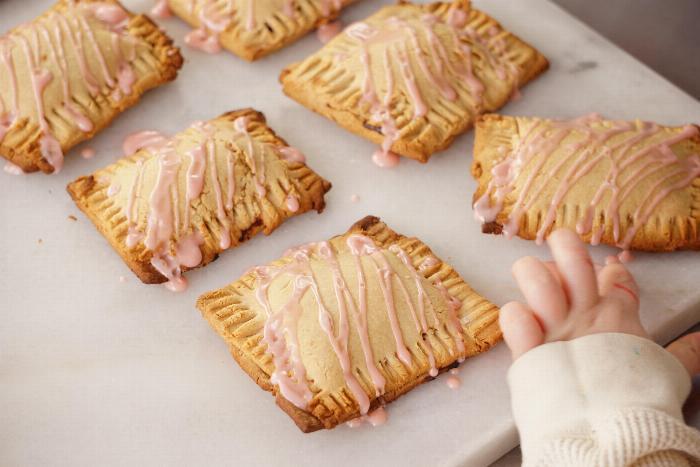 Grain Free Breakfast Ideas: Healthy Homemade Poptarts