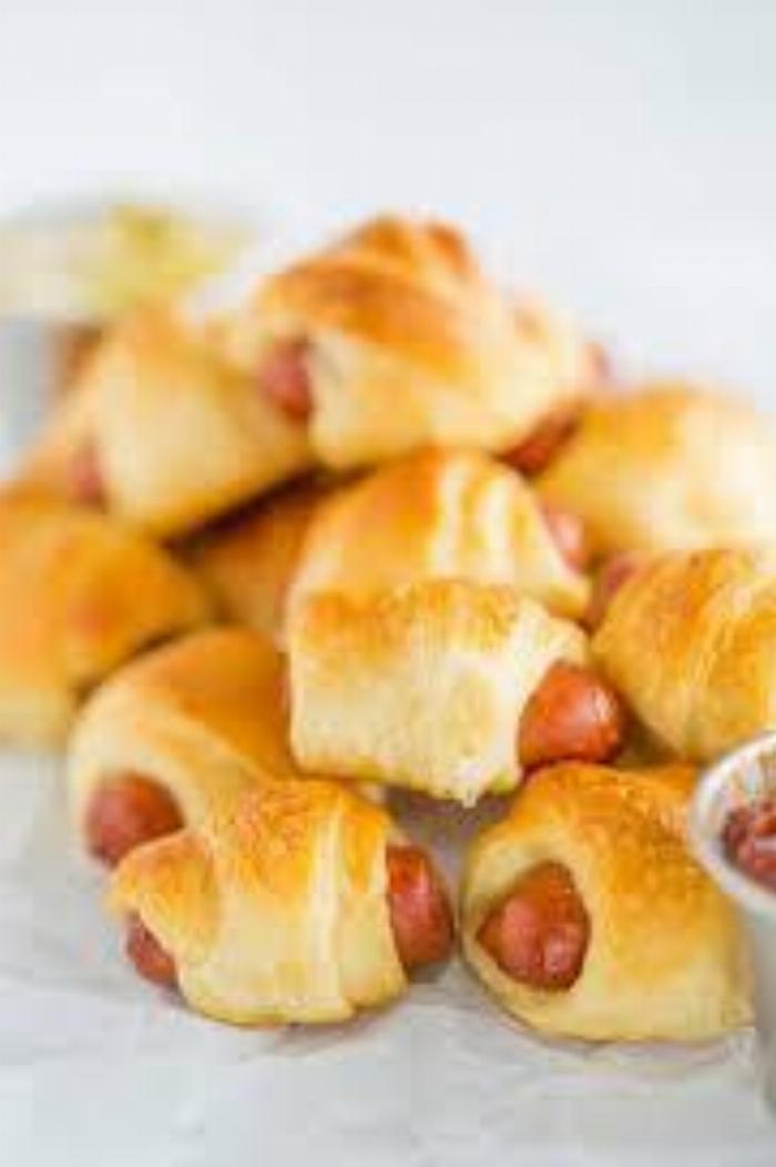 Mini Hotdog Rolls