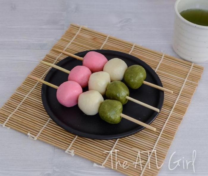 Three Color Shanshoku Dango