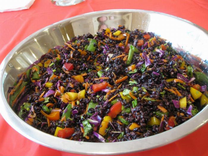 Asian Black Rice