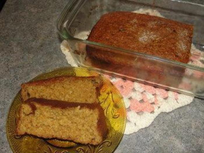 Hearty Breakfast Oatmeal Loaf