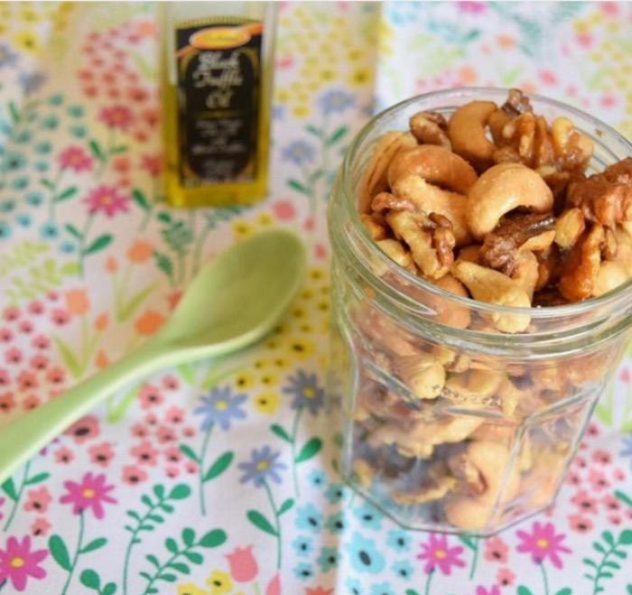 Truffled Nuts