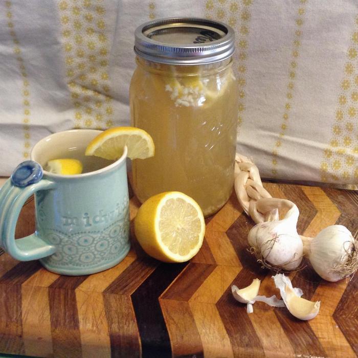 Garlic Lemonade
