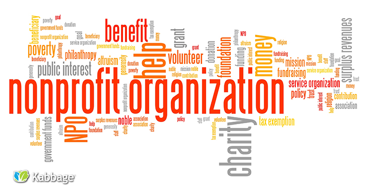 how to find non profit organizations