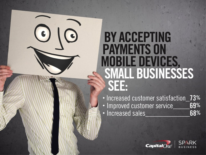 mobile payments for small business