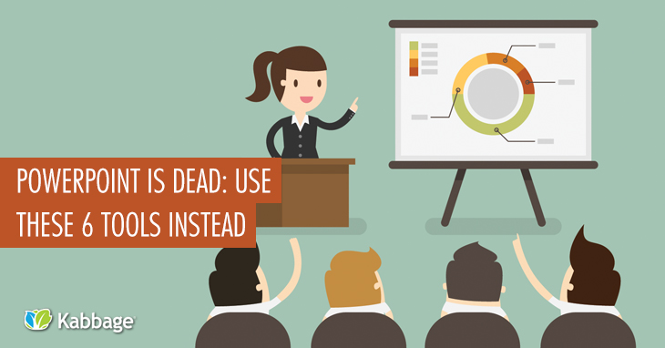 Powerpoint is Dead: Use These 6 Tools Instead