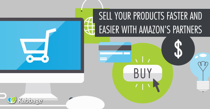 sell your products with Amazon Partners