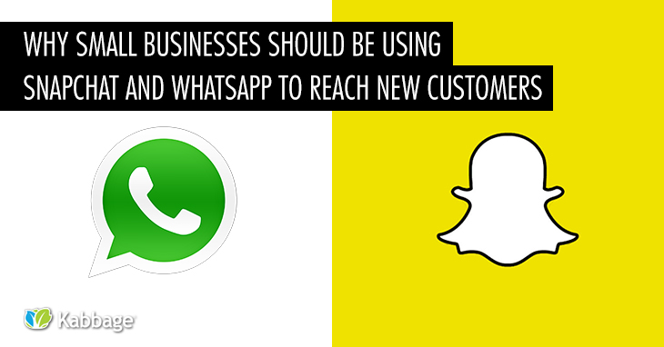 Snapchat Whatsapp