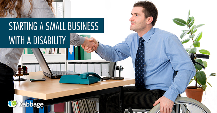 Starting a Small Business With a DisabilityStarting a Small Business With a Disability