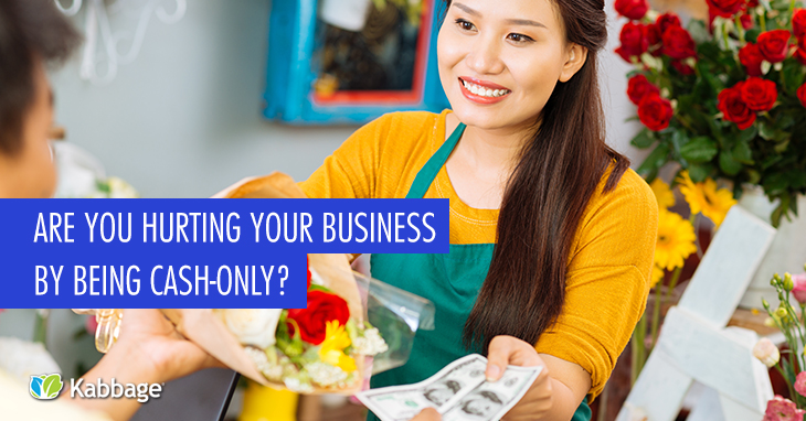Are You Hurting Your Small Business by Being Cash-Only?