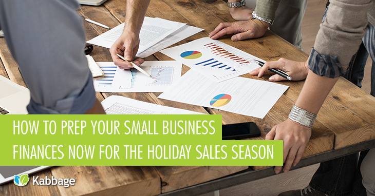 10 Ways to Prep Your Small Biz Finances Now for the Holiday Sales Season