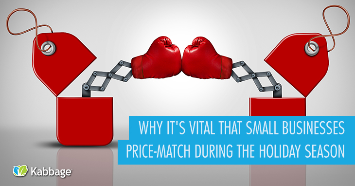 Why It's Vital That Small Businesses Price Match During the Holiday Season