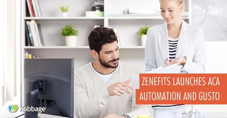 Zenefits & ZenPayroll Release Massive Updates To Help Small Businesses Secure Health Insurance