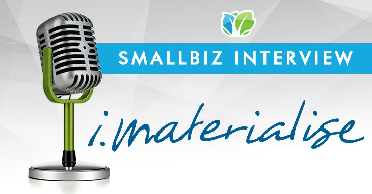 i.materialise: Bringing 3D Printing to Small Businesses