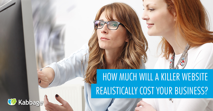 How Much Will a Killer Website Realistically Cost Your Business?