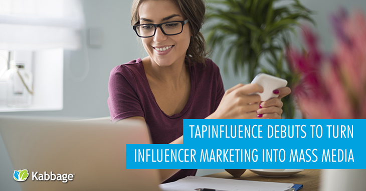 TapInfluence's New Platform Helps Small Businesses Leverage Social Media Influencers
