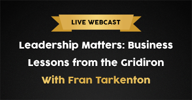Leadership Matters: Business Lessons from the Gridiron