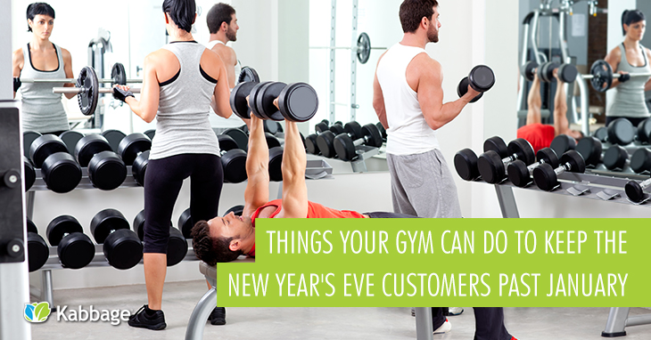 6 Ways to Keep New Gym Members When New Year's Resolutions Lose Their Luster