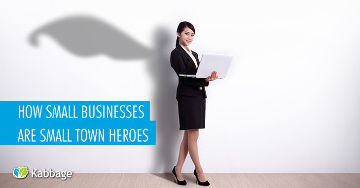 5 Ways Local Businesses are Small Town Heroes