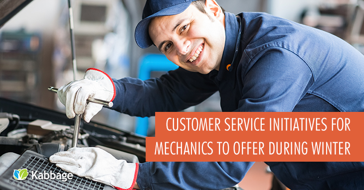 5 Ways Mechanics Can Heat Up Sales in Cold Winter Months