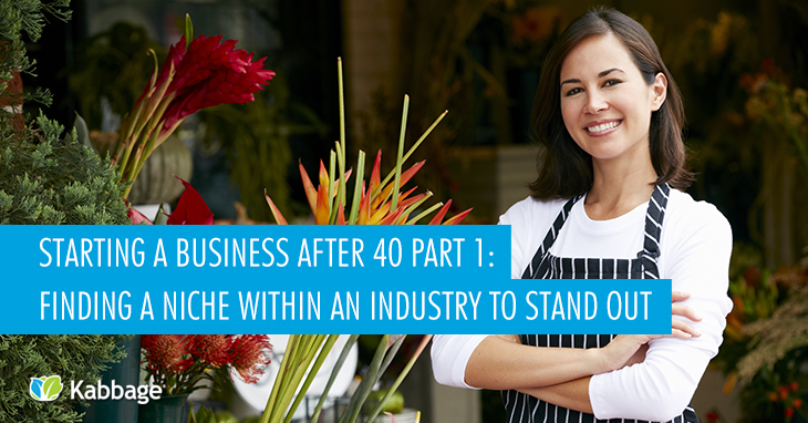 starting a business after 40