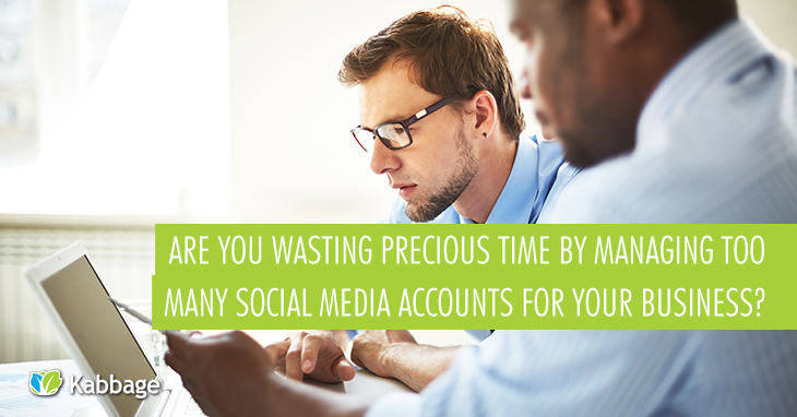 Are You Wasting Your Precious Time By Being on Too Many Social Media Platforms?