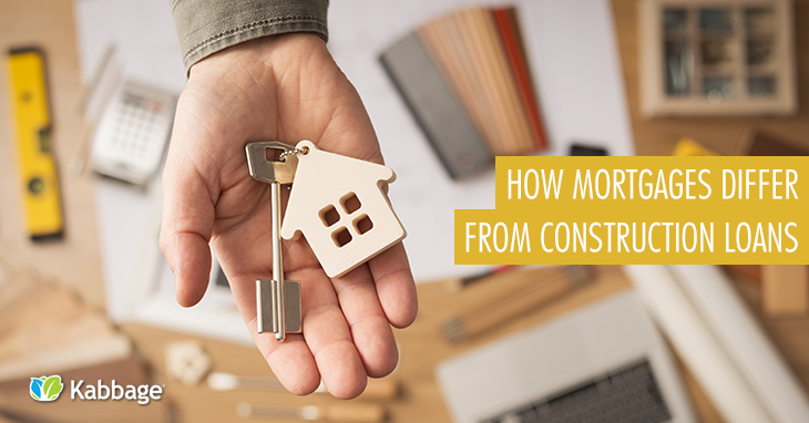 Mortgages vs. Construction Loans