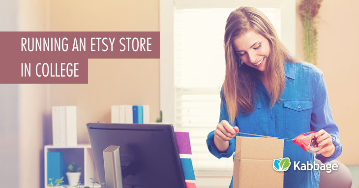 Running an Etsy Store in College