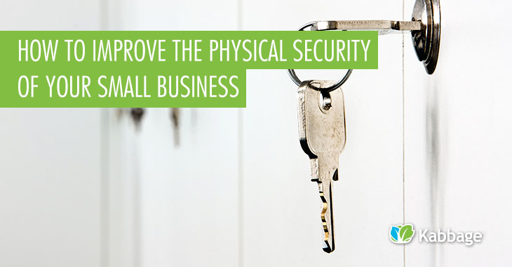 How to Improve Physical Security Small Business